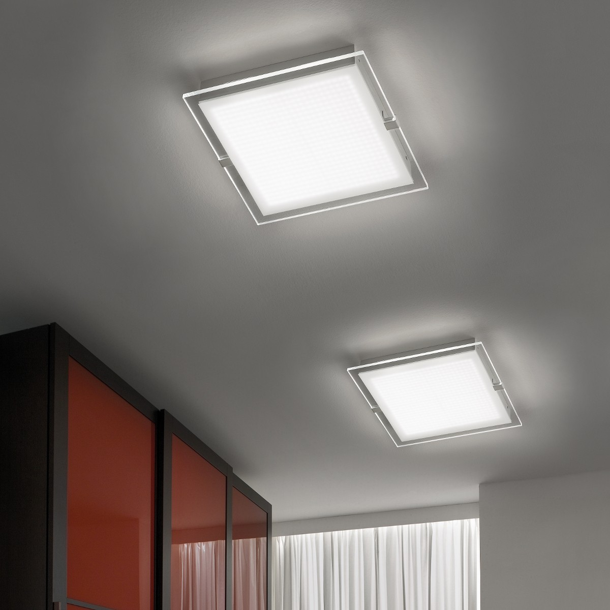Espo casa salotti moderni for Lampadari a led per interni