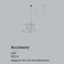 Accessorio GB-INCIUCIO 201 d supporto decentramento