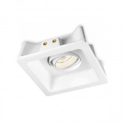 Faretto incasso gesso Gea Led GE-GFA600 LED spot orientabile moderno cartongesso scomparsa interno GU10