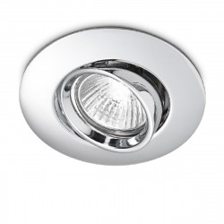 Faretto incasso GE-GFA002 GFA001 GU10 LED moderno tondo orientabile interno IP20