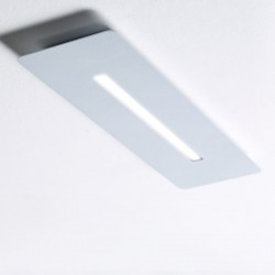 Moderne Deckenleuchte Cattaneo CENTRELINE 890 40PA LED 15W 2000lm 3000 ° K Lampe Deckenwand dimmbares Metall Interieur
