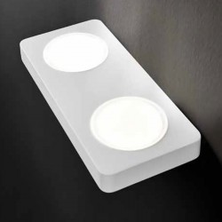 Applique TOBIA 2 LED Illuminando