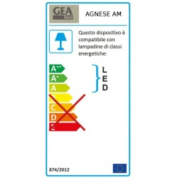 Applique GE-AGNESE AM Gea Luce
