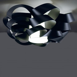 Plafoniera LZ-CLOUD P 60CM E27 LED polilux lampada soffitto ultramoderna interno