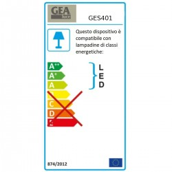 Lampioncino GE-GES402 GES401 Gea Led