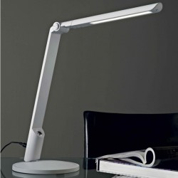 Abat-jour Illuminando ESTRA 9W LED 3000°K 750LM ABS lampe de table dimmable IP20