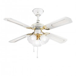 Ventilatore soffitto moderno Perenz BOUQUET 7060B LED