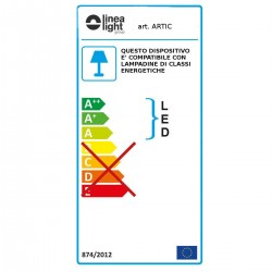 Sospensione ARTIC 6931 Linea Light Group