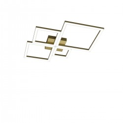 Plafoniera Top Light FOUR SQUARES 1162