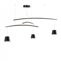 Lampadario ultramoderno Redo Group LOLLI