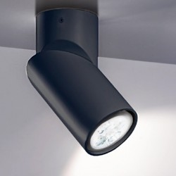 Spot moderno led Sikrea Group LINK P GU10 LED faretto orientabile soffitto metallo interno