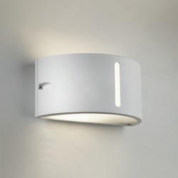 Applique moderno Pan International EFFECT EST092 EST093 E27 LED alluminio lampada parete