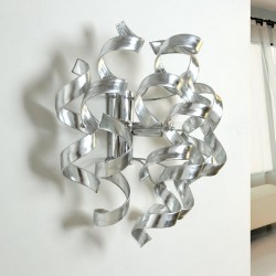 Moderne Wandleuchte Po Chandeliers TRUDY SPECIAL 273 A2 FO E14 LED Glaswandleuchte